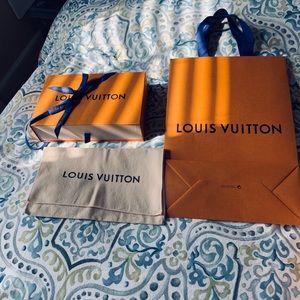 Louis Vuitton Small Gift Box Set